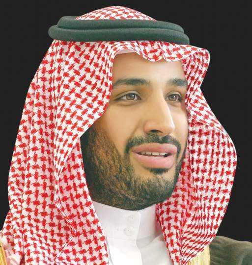 محمد بن سلمان - عقارات