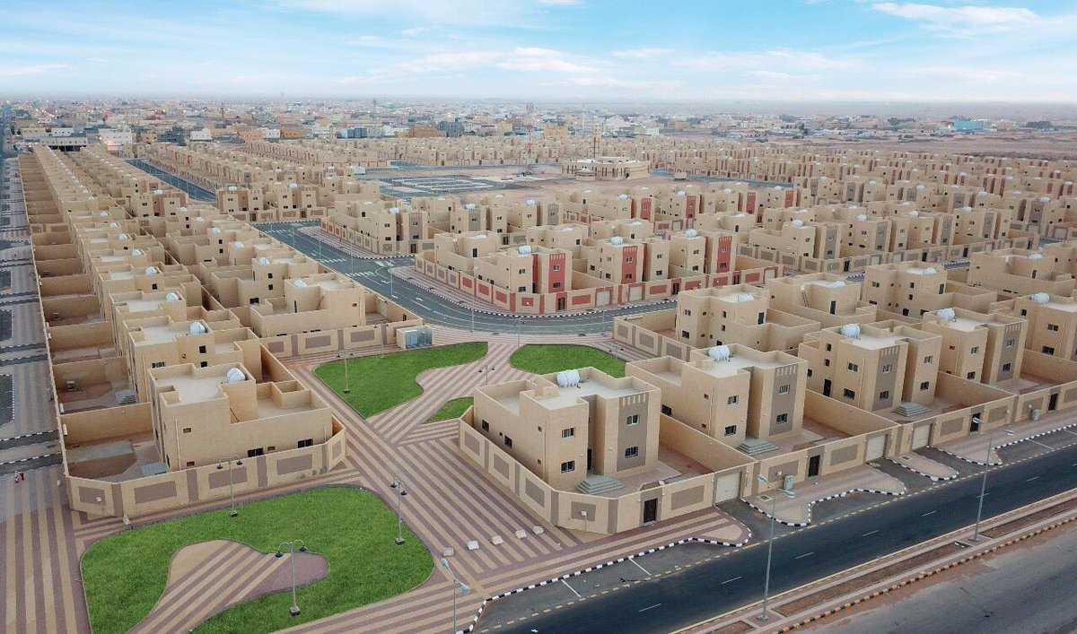 مشاريع الإسكان - مشاريع سكنية