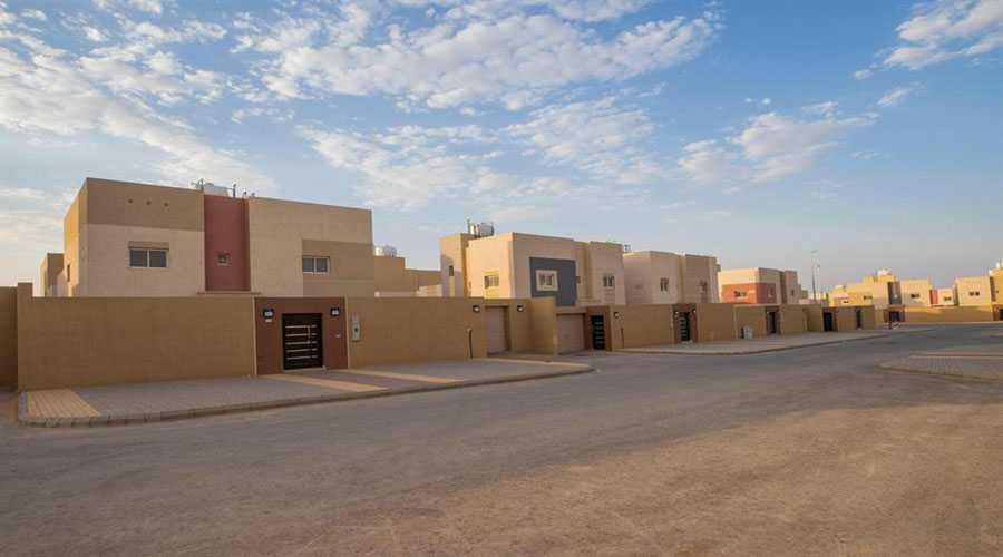فلل سكنية مشاريع الإسكان - تمويل عقاري