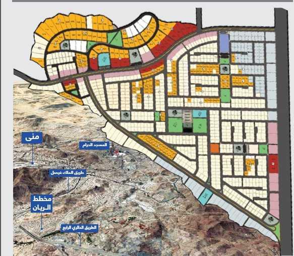 المخططات السكنية