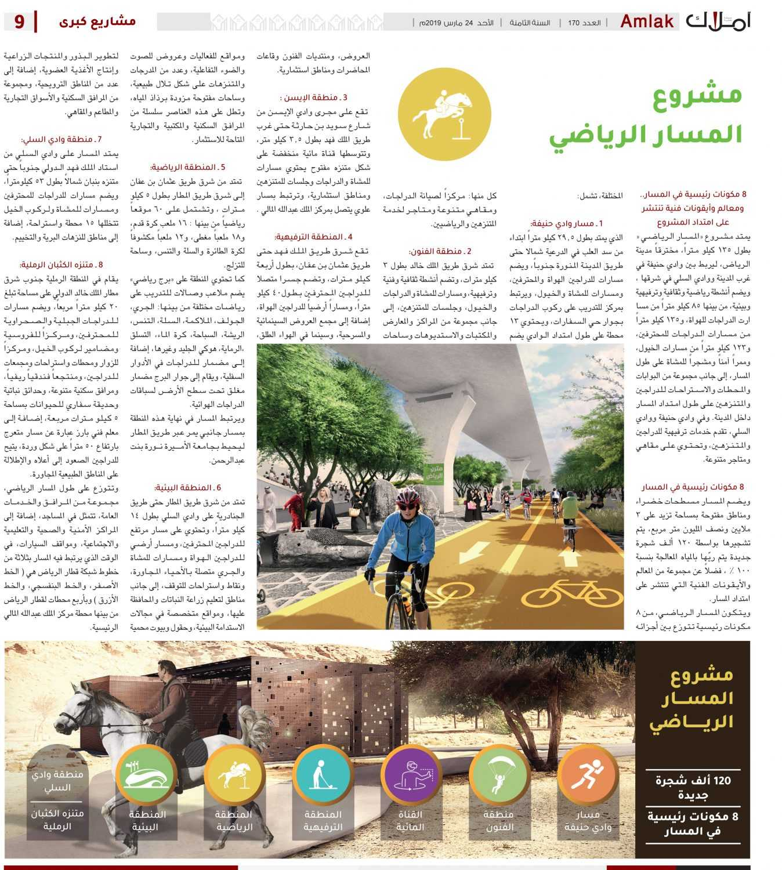 مشاريع الرياض
