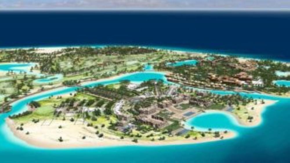 فنادق - مشروع البحر الأحمر - مشاريع استثمارية