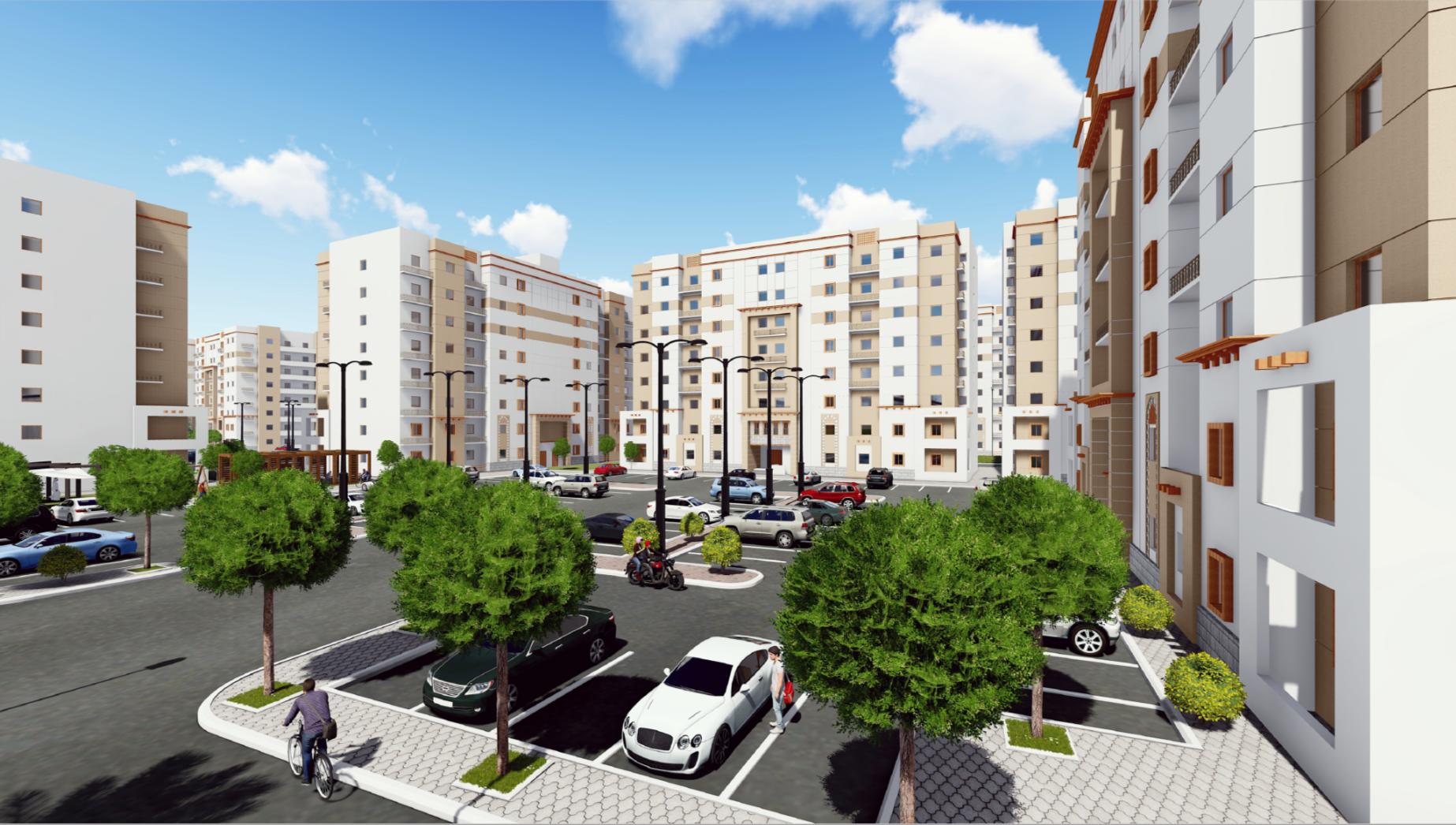 ضاحية الميار - مشاريع سكنية - المشاريع السكنية