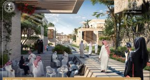 شركة روشن العقارية مشروع حي الرياض