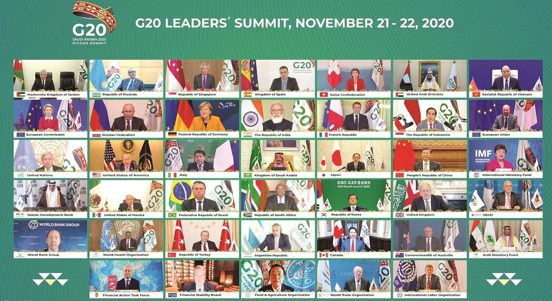 قمة العشرين التوصيات - اقتصاد